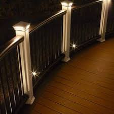 led cap light module by fortress accents low voltage led deck