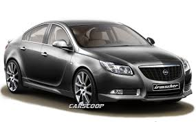 opel irmscher opel insignia styling package from irmscher