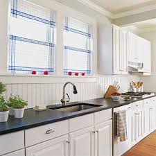 wainscoting backsplash kitchen 1000 images about kitchen on the cabinet and concrete