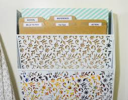 Organizing Clutter by Take Control Of Your Paper Clutter The Simply Organized Home