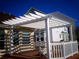 bedroom endearing deck shade pergola design and ideas