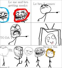 Le Meme - ragegenerator rage comic le memes the meme infection
