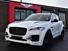 jaguar f pace blacked out second hand jaguar f pace 3 0d v6 portfolio 5dr auto awd adair