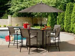 Patio Bar Furniture by Patio Outdoor Patio Bar Set Home Interior Design