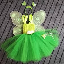 Online Get Cheap Tinkerbell Costumes Children Aliexpress Com