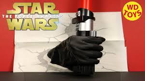 star wars 3d led nightlight u2013 darth vader light saber force