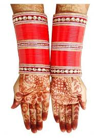 wedding chura with name designer wedding chura and kalire