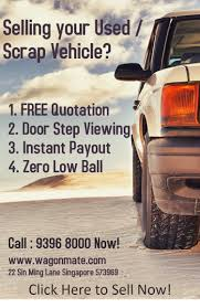 instant quote car insurance singapore wagon mate pte ltd wagon mate buy sell vehicle export scrap