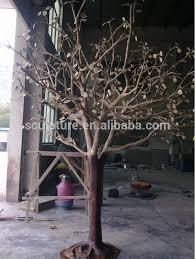 zhejiang shengfa metal tree sculpture garden sculpture for sale