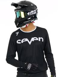 motocross gear canada seven mx black 2017 annex staple mx jersey seven mx