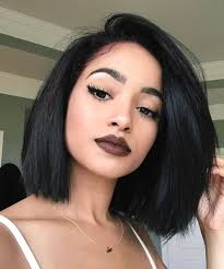 jet black short hair 33 stunning hairstyles for black hair 2018 pretty designs
