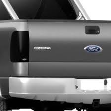 2001 Ford F150 Tail Lights 2001 Ford F 150 Custom Headlight U0026 Tail Light Covers U2013 Carid Com