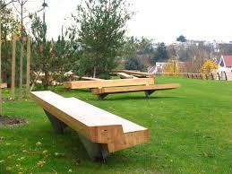 Urban Benches Modern Outdoor Table Bench Moderni