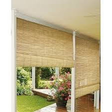 this rollup blind is perfect to cover any outdoor porch or patio