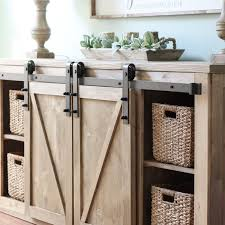 buffet sideboard cabinet storage kitchen hallway table industrial rustic 11 diy console table plans you can get for free