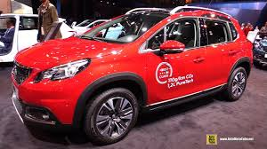 peugeot 2008 2017 2017 peugeot 2008 allure 1 2 110hp exterior and interior