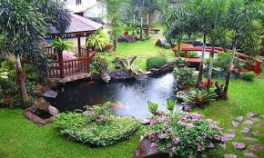 small outdoor ponds backyard swimming ponds beautiful photo on