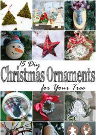 15 diy ornaments for your tree mm 181 diy adulation