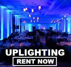 uplighting rentals nationwide wedding and event rentals with free shipping both ways