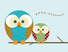 printable 3d owl template i u0027m slightly obsessed with owls at