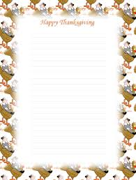 a printable thanksgiving stationery thanksgiving work with here to