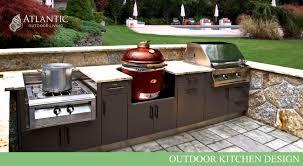 Outside Kitchens Designs Outdoor Kitchen Bbq Design Installation Bergen County Nj Outside