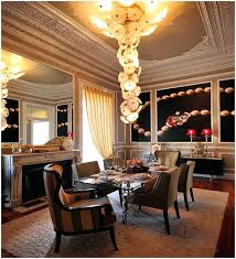 modern chandelier for dining room dining room table chandelier 5