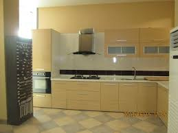 Kitchen Cabinets Showrooms Oppein L Shaped Kitchen Cabinet In Accra Showroom Oppein