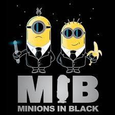 In Minions In Black Youtube