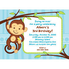 baby shower monkey baby shower invitation cards baby shower monkey invitations