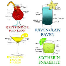 harry potter cocktails search hp
