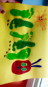 36 best footprint handprint art images on pinterest footprint