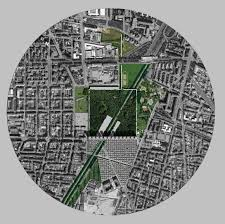 City Map Of Torino Turin by Locomotiva 3 Proposal For The Area Of Spina 4 Turin Italy 2010