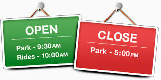 world opening hours and times