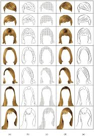 a generative sketch model for human hair analysis and synthesis