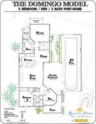 Small Rv Floor Plans Rv Garage Home Floorplan We Love It Floorplans Pinterest