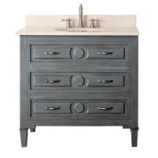Bathroom Vanities And Tops Combo by Home Decorators Collection Brexley 37 In Vanity In Warm Chestnut