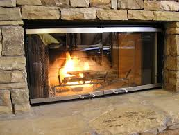 fireplace door glass replacement replacement fireplace doors with blower home design ideas