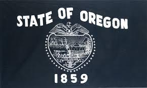 New Oregon Flag Oregon State Symbols
