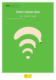 fruit logistica trend report