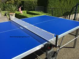 Ping Pong Table Parts by Kettler Top Star Xl Review