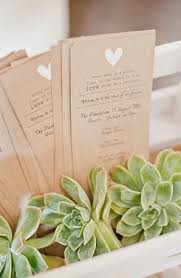 Wedding Ceremony Programs Diy Best 25 Rustic Wedding Programs Ideas On Pinterest Fun Wedding