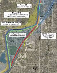 Westfield State University Map by Levee Options For Maximum Benefit U2013 Indy Midtown Magazine