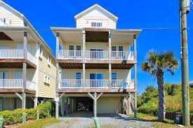 Beach House Rentals Topsail Island Nc - all about the view access realty