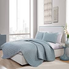 vcny embossed quilt set jcpenney