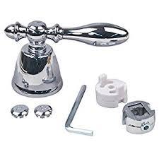 Universal Shower Faucet Handles Brasscraft Universal Fit Tub And Shower Decorative Lever Faucet