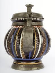 miniature u2013 german stoneware jug dated 1726 3rd auction