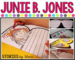 junie b jones chapter book series can t find substitution