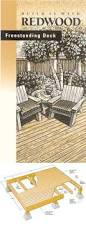 Diy Deck Chair Free Plans by Free Diy Deck Porch Patio U0026 Stair Plans Build Your Own Deck
