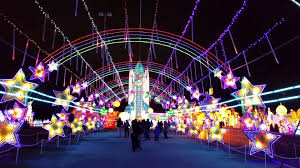 magical winter lights tickets magical winter lights houston 2016 youtube